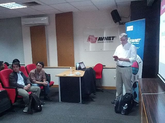 Meetup PHP Indonesia with Zend Worldwide, AVNET